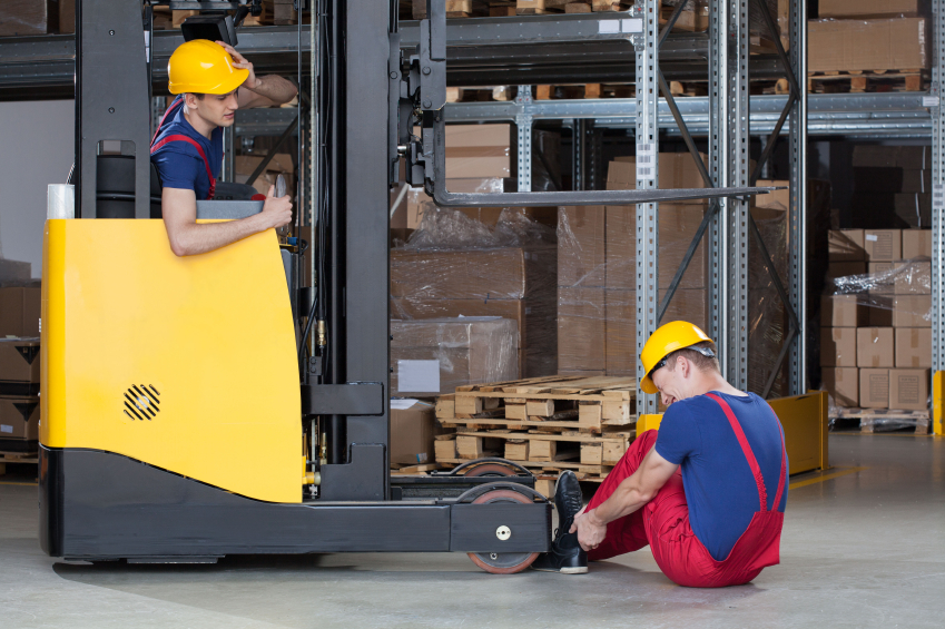 Career Advancement for a Forklift Operator