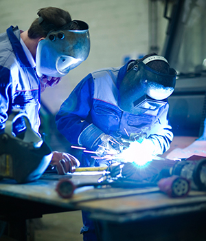 Welder education training
