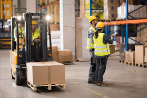 Search for Forklift Driver Jobs