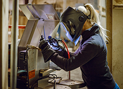 High-Paying Welding Job with Our Support